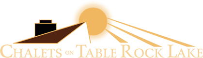 Chalets On Tablerock Lake Logo