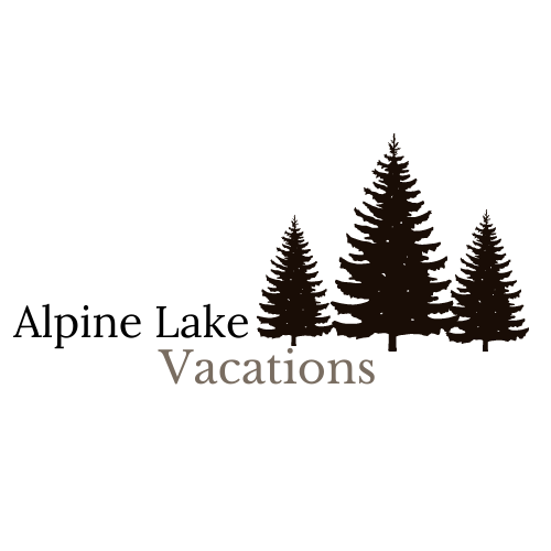 Alpine Lake Resort Vacation Rentals Logo