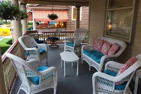 Vacation Rental Rose Suites In Cape May Nj