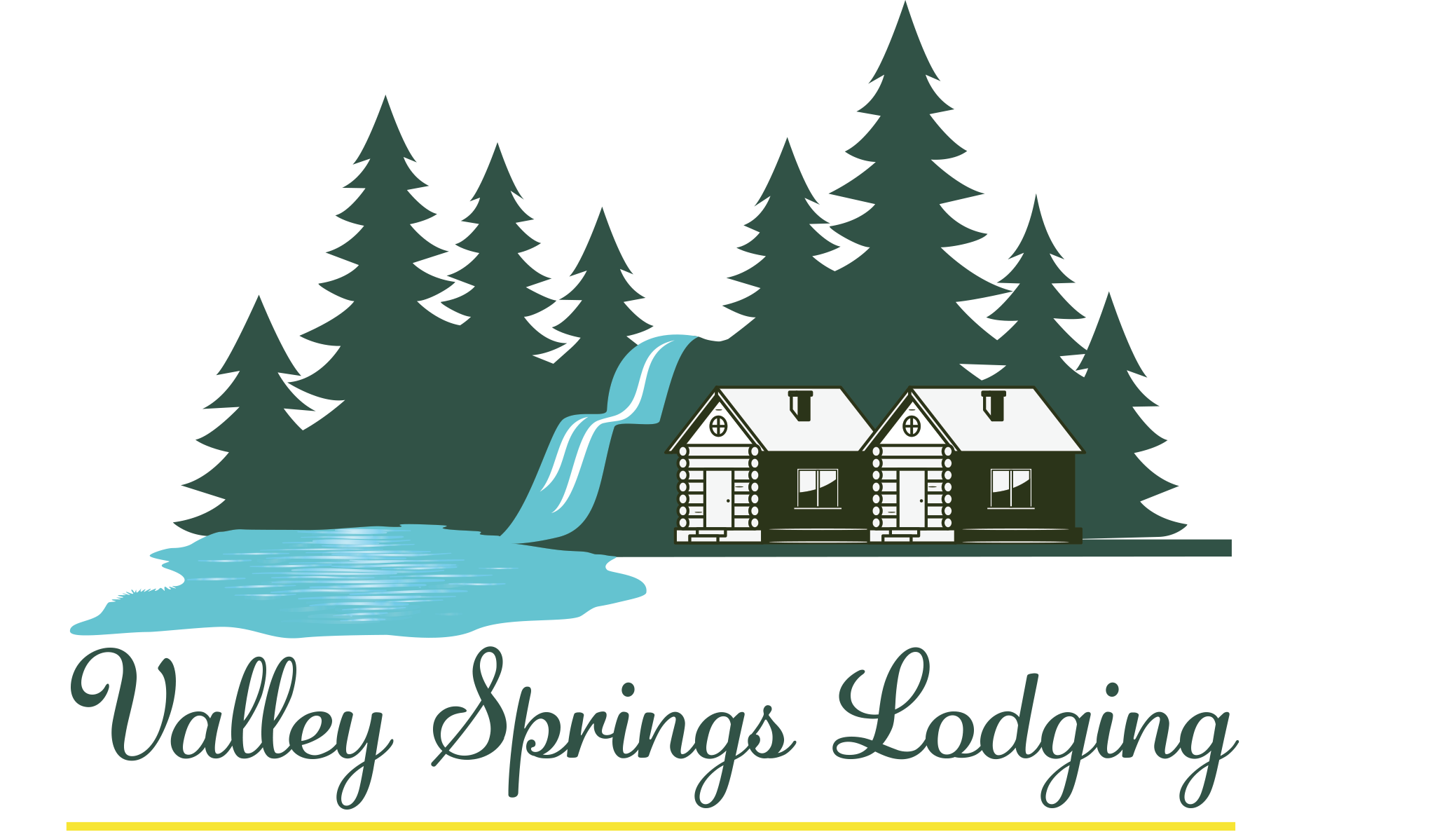 Valley Springs Lodging Logo