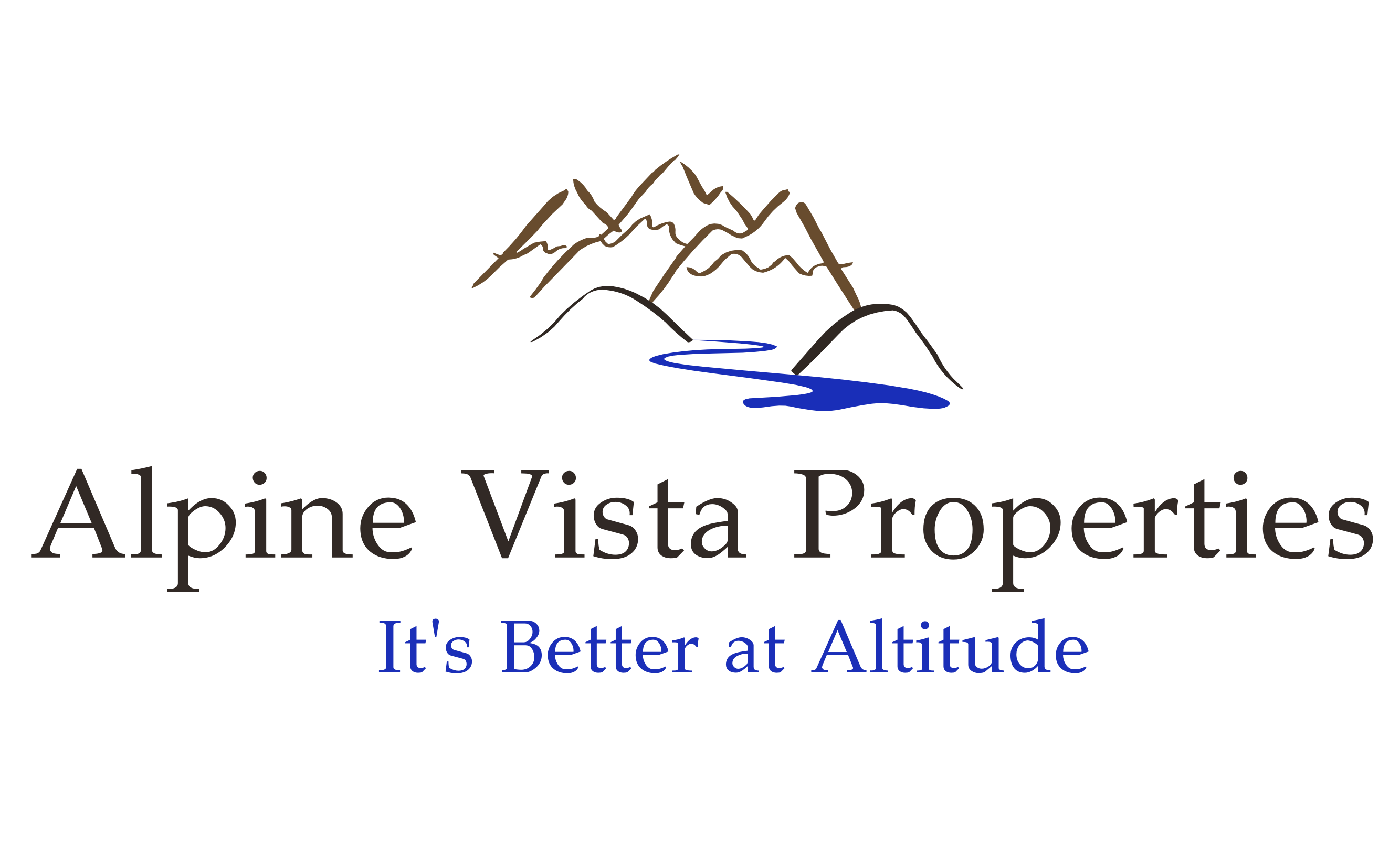 Alpine Vista Retreat Logo