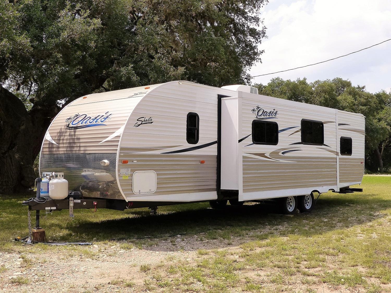 Vacation Rental RVs in Utopia, TX - HillCountryRVRentals com