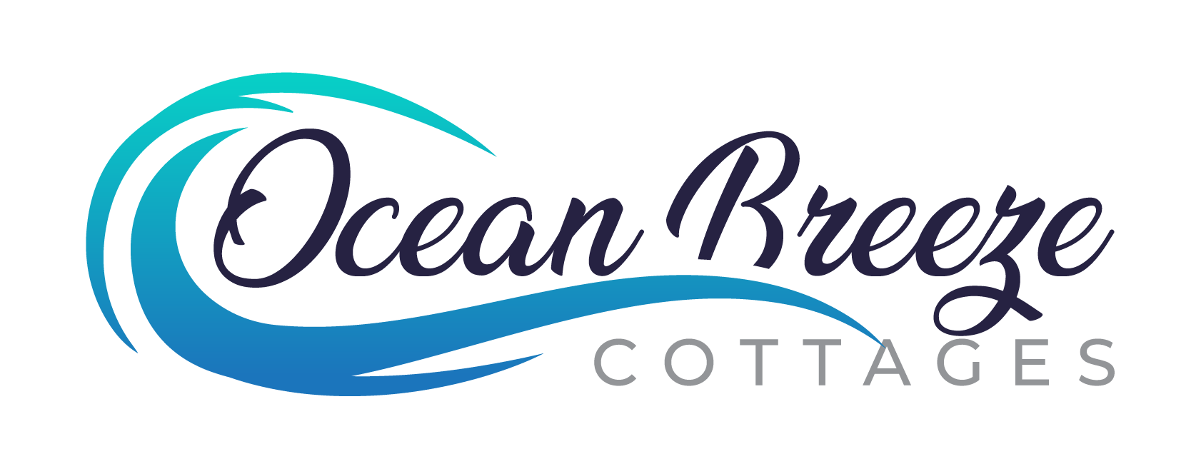 Ocean Breeze Cottages Logo